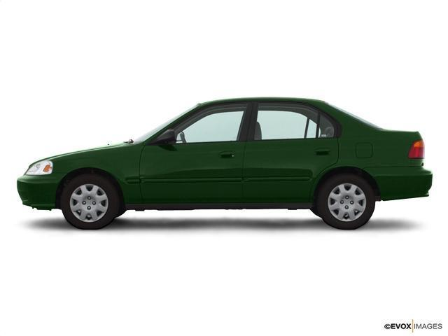 2000 Honda Civic VP VP 4dr Sedan