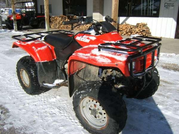 2000 Honda FourTrax Recon