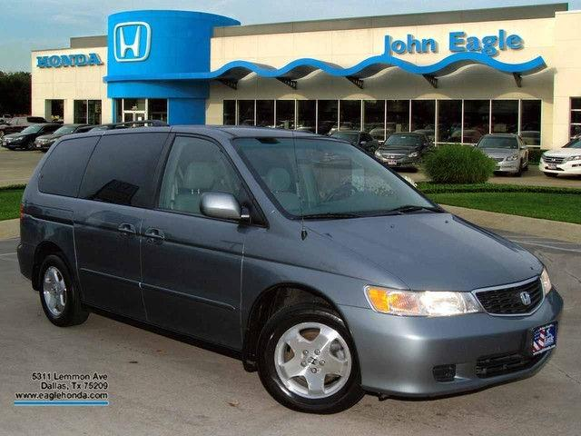 2000 honda odyssey ex for sale in dallas texas classified. Black Bedroom Furniture Sets. Home Design Ideas
