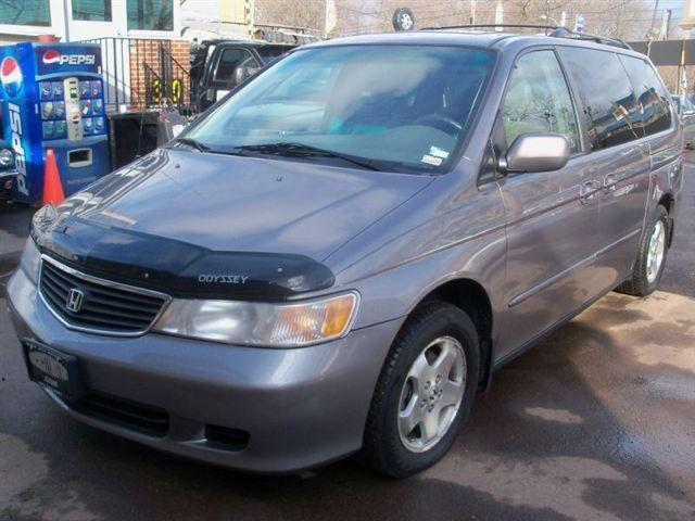 2000 Honda Odyssey Ex For Sale In Newark New Jersey