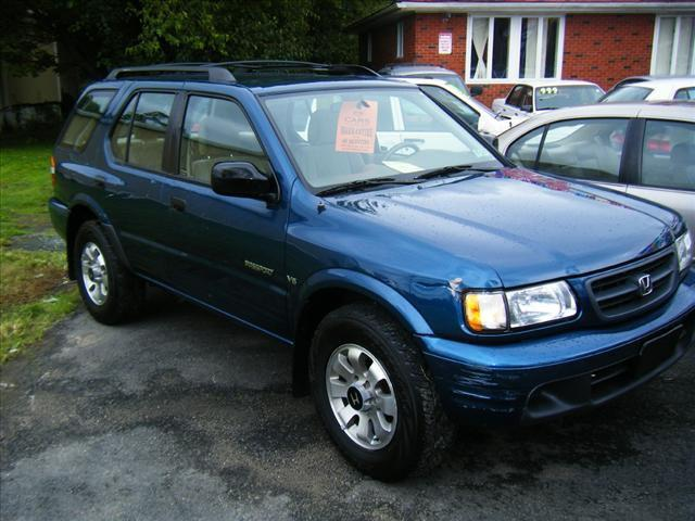 Honda Passport Lx Americanlisted