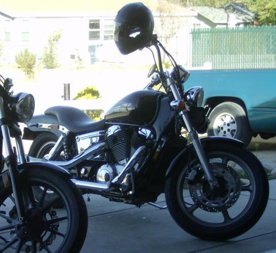 2000 Honda Shadow 1100 For Sale In Juniper Hills California