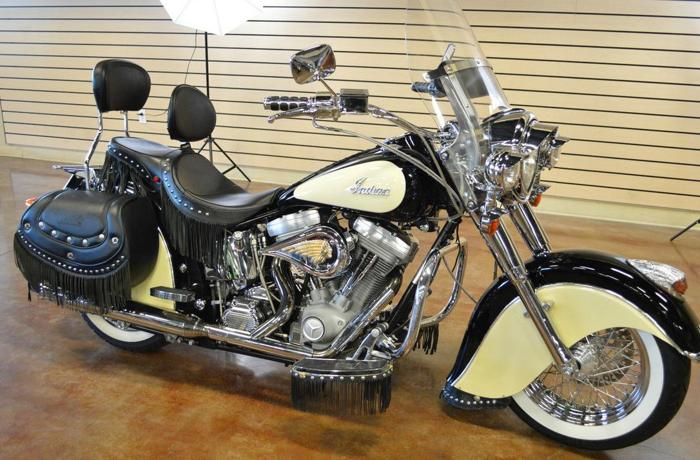 2000 Indian Chief Touring Motorcycle For Sale In Los