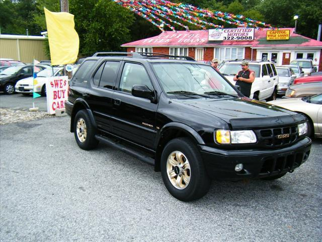 2000 isuzu rodeo for sale in bear delaware classified. Black Bedroom Furniture Sets. Home Design Ideas