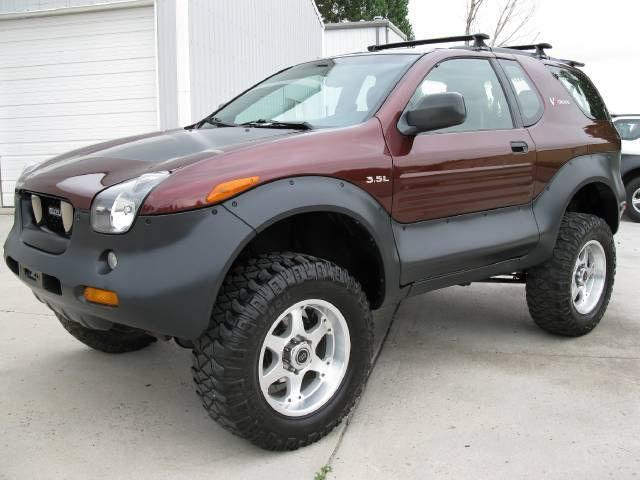 Auto For Sale Johnstown Co: 2000 Isuzu VehiCROSS For Sale In Fort Collins, Colorado