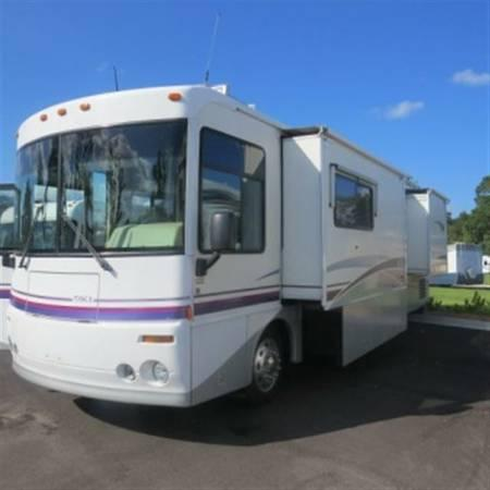 2000 itasca horizon diesel pusher motorhome for sale in brunswick georgia classified. Black Bedroom Furniture Sets. Home Design Ideas