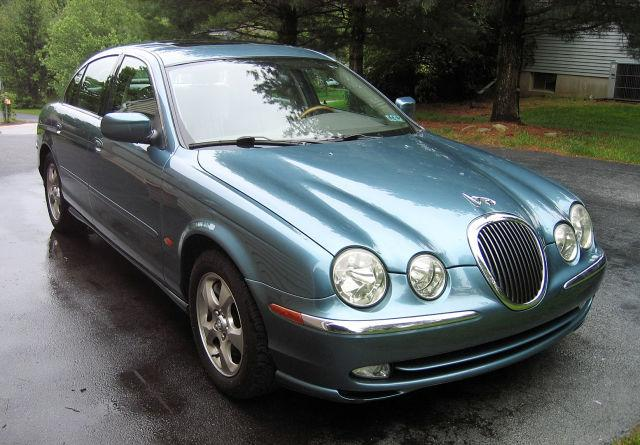 2000 jaguar s type 3 0 for sale in west chester. Black Bedroom Furniture Sets. Home Design Ideas