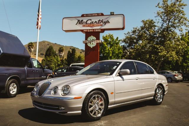 2000 Jaguar S-Type 4.0 4.0 4dr Sedan