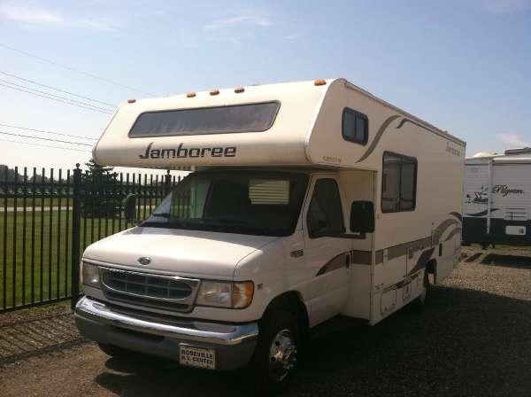 2000 Jamboree 24 Foot For Sale In Casco Michigan