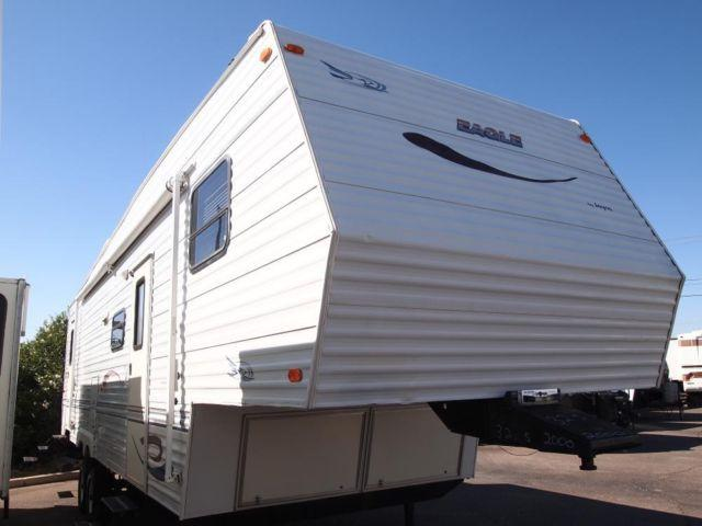 New 2013 Jayco Eagle Bunkhouse 314bds Camper Travel Trailer  Used Jayco