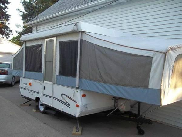 2000 jayco fold downs for sale in cedar rapids iowa classified. Black Bedroom Furniture Sets. Home Design Ideas