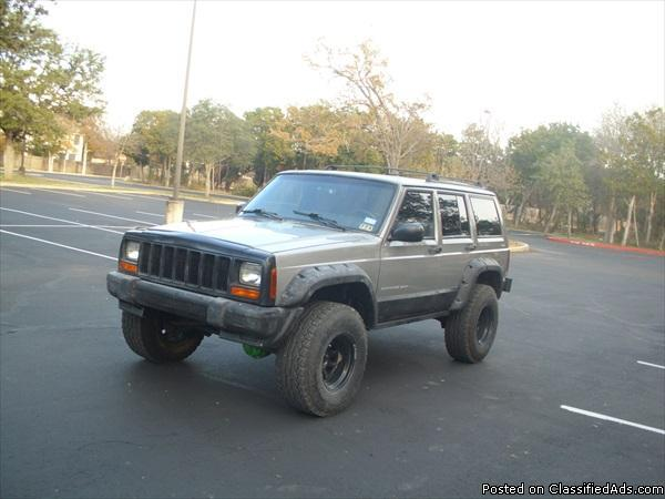 2000 jeep cherokee 4x4 lifted lots of extras low miles for sale in. Cars Review. Best American Auto & Cars Review