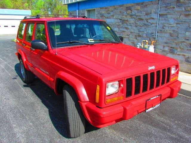 2000 Jeep Cherokee Classic For Sale In Winchester