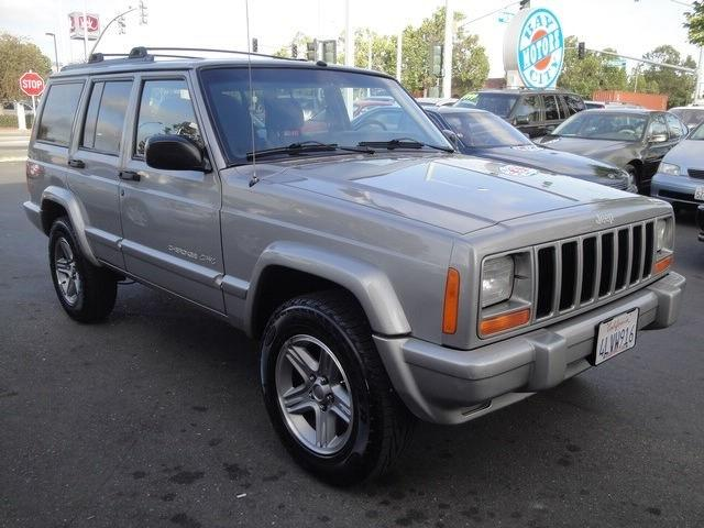 2000 jeep cherokee classic for sale in san leandro california. Cars Review. Best American Auto & Cars Review