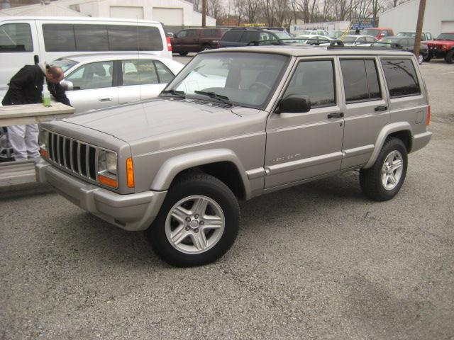 2000 jeep cherokee limited for sale in noblesville indiana classified. Black Bedroom Furniture Sets. Home Design Ideas