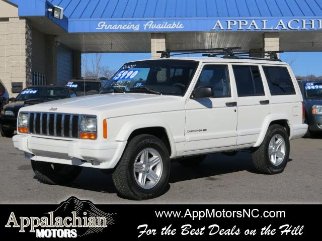 2000 jeep cherokee limited asheville nc for sale in asheville north carolina classified. Black Bedroom Furniture Sets. Home Design Ideas