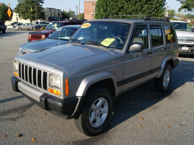 2000 jeep cherokee sport 4wd for sale in conover north carolina classified. Black Bedroom Furniture Sets. Home Design Ideas