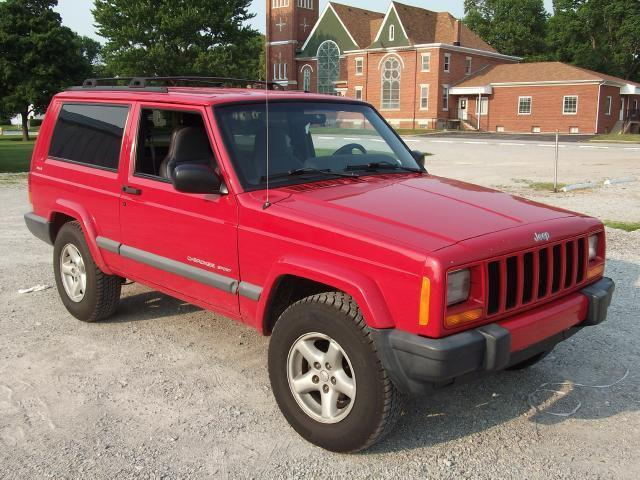 2000 jeep cherokee sport for sale in dayton indiana classified. Cars Review. Best American Auto & Cars Review