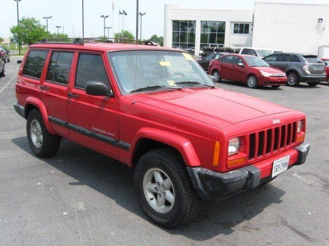 2000 jeep cherokee sport for sale in versailles kentucky classified. Cars Review. Best American Auto & Cars Review