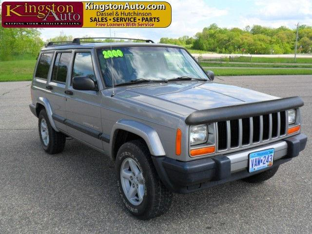 2000 jeep cherokee sport for sale in dassel minnesota classified. Cars Review. Best American Auto & Cars Review