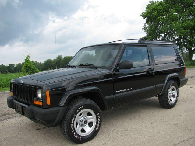 2000 jeep cherokee sport for sale in stanton michigan. Black Bedroom Furniture Sets. Home Design Ideas