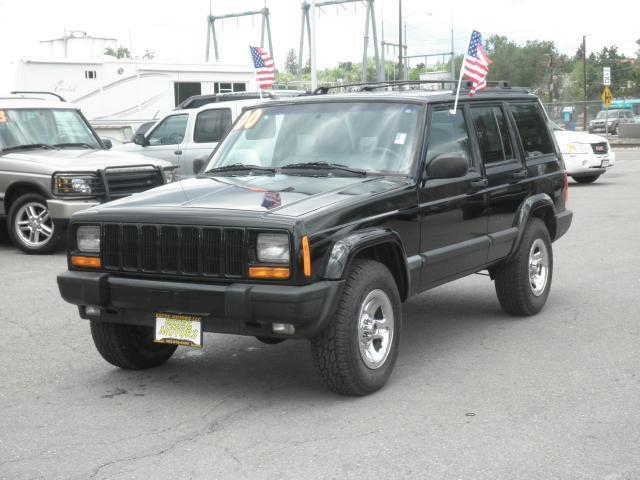 2000 jeep cherokee sport for sale in longmont colorado classified. Cars Review. Best American Auto & Cars Review