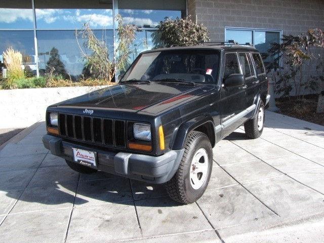 2000 jeep cherokee sport for sale in denver colorado classified. Black Bedroom Furniture Sets. Home Design Ideas