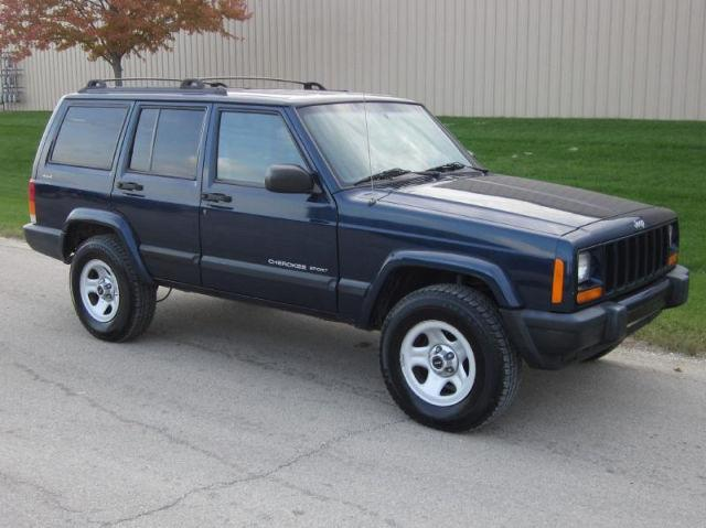 2000 jeep cherokee sport for sale in naperville illinois classified. Cars Review. Best American Auto & Cars Review