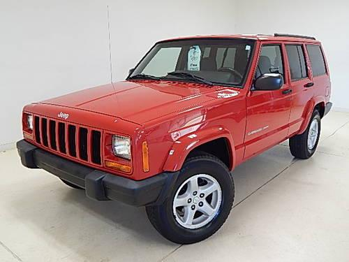 2000 jeep cherokee suv sport for sale in jackson michigan classified. Black Bedroom Furniture Sets. Home Design Ideas