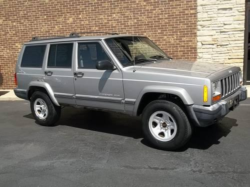 2000 jeep cherokee suv sport for sale in bull valley illinois classified. Black Bedroom Furniture Sets. Home Design Ideas