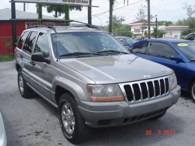2000 jeep grand cherokee laredo for sale in tampa florida classified. Cars Review. Best American Auto & Cars Review