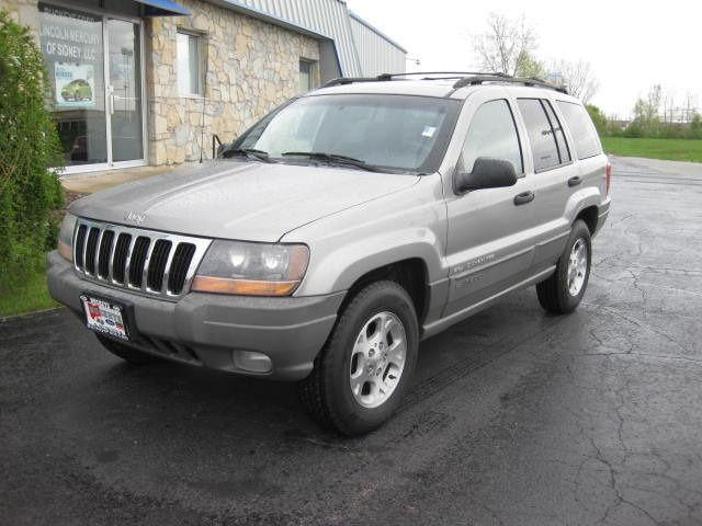 2000 jeep grand cherokee laredo for sale in sidney ohio classified. Cars Review. Best American Auto & Cars Review