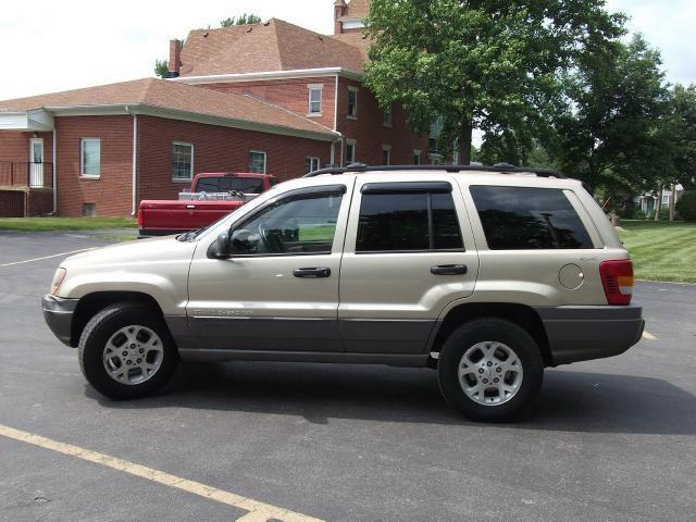 2000 jeep grand cherokee laredo for sale in dayton indiana classified. Cars Review. Best American Auto & Cars Review