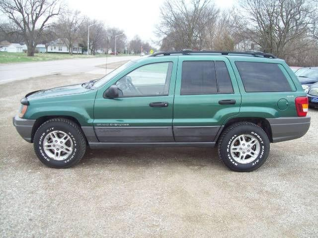 2000 jeep grand cherokee laredo for sale in onawa iowa classified. Black Bedroom Furniture Sets. Home Design Ideas