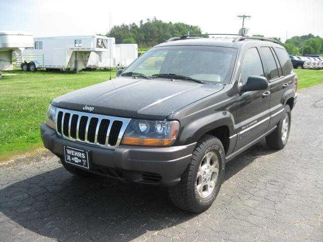 2000 jeep grand cherokee laredo for sale in bangor wisconsin. Cars Review. Best American Auto & Cars Review