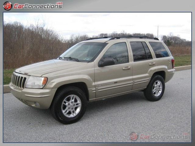 2000 jeep grand cherokee limited for sale in west chester. Black Bedroom Furniture Sets. Home Design Ideas