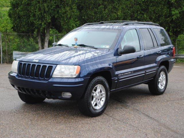 2000 Jeep Grand Cherokee Limited For Sale In Pittsburgh