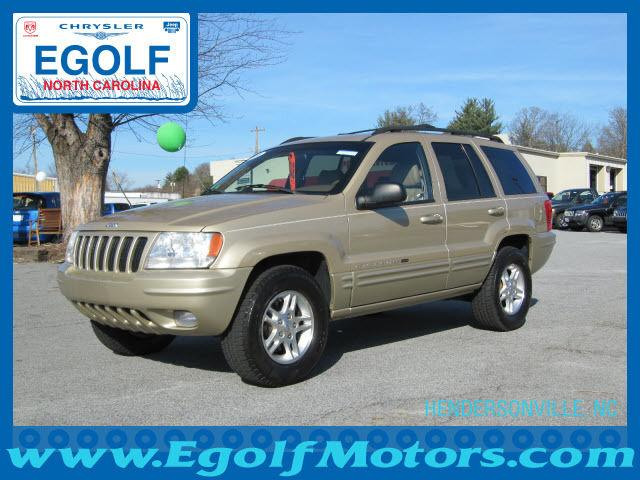 2000 jeep grand cherokee limited for sale in for Egolf motors hendersonville nc