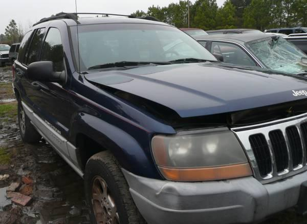 2000 jeep grand cherokee parts for sale in selma north carolina classified. Black Bedroom Furniture Sets. Home Design Ideas