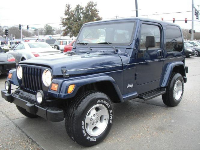 2000 jeep wrangler 2dr sport for sale in virginia beach virginia classified. Black Bedroom Furniture Sets. Home Design Ideas
