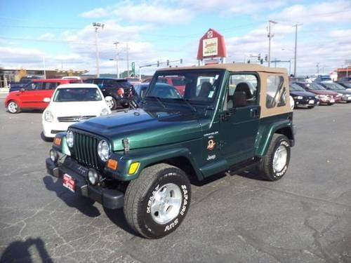 2000 jeep wrangler 4x4 for sale in spokane washington. Black Bedroom Furniture Sets. Home Design Ideas