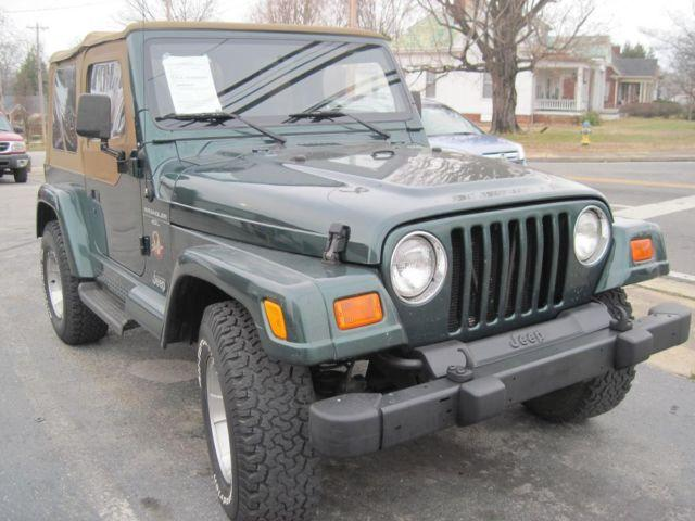 2000 jeep wrangler for sale in mcminnville tennessee classified. Cars Review. Best American Auto & Cars Review