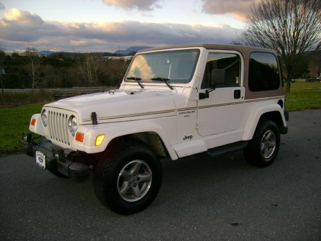 2000 jeep wrangler sahara for sale in lexington virginia classified. Cars Review. Best American Auto & Cars Review