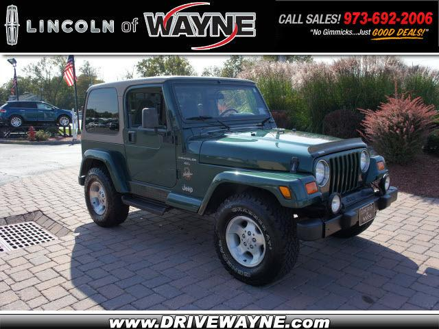 2000 jeep wrangler sahara for sale in wayne new jersey classified. Black Bedroom Furniture Sets. Home Design Ideas