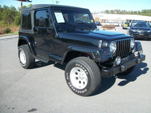 2000 jeep wrangler sahara for sale in rome georgia classified. Black Bedroom Furniture Sets. Home Design Ideas