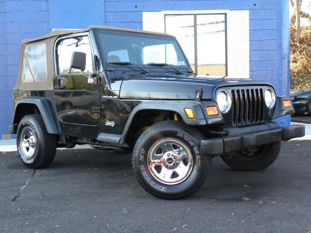 2000 jeep wrangler se for sale in uniontown pennsylvania classified. Cars Review. Best American Auto & Cars Review