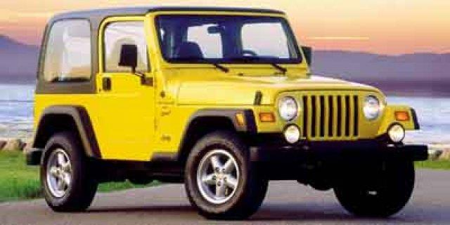 2000 Jeep Wrangler Sport 2dr Sport 4WD SUV