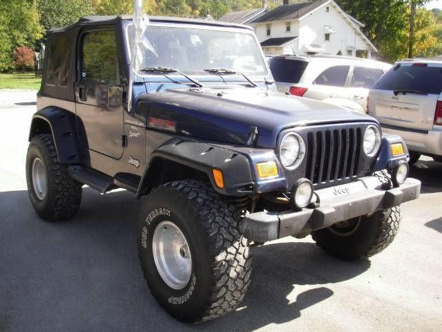 2000 jeep wrangler sport for sale in vandergrift pennsylvania. Cars Review. Best American Auto & Cars Review