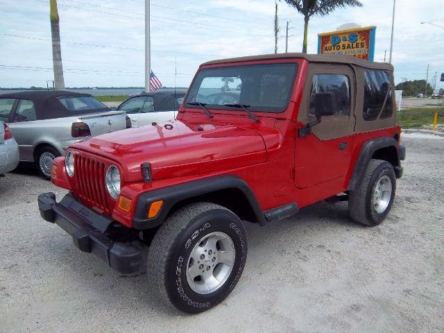 2000 jeep wrangler sport for sale in melbourne florida classified. Black Bedroom Furniture Sets. Home Design Ideas