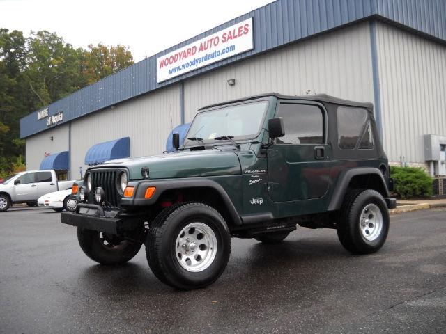 2000 jeep wrangler sport for sale in fredericksburg virginia. Cars Review. Best American Auto & Cars Review